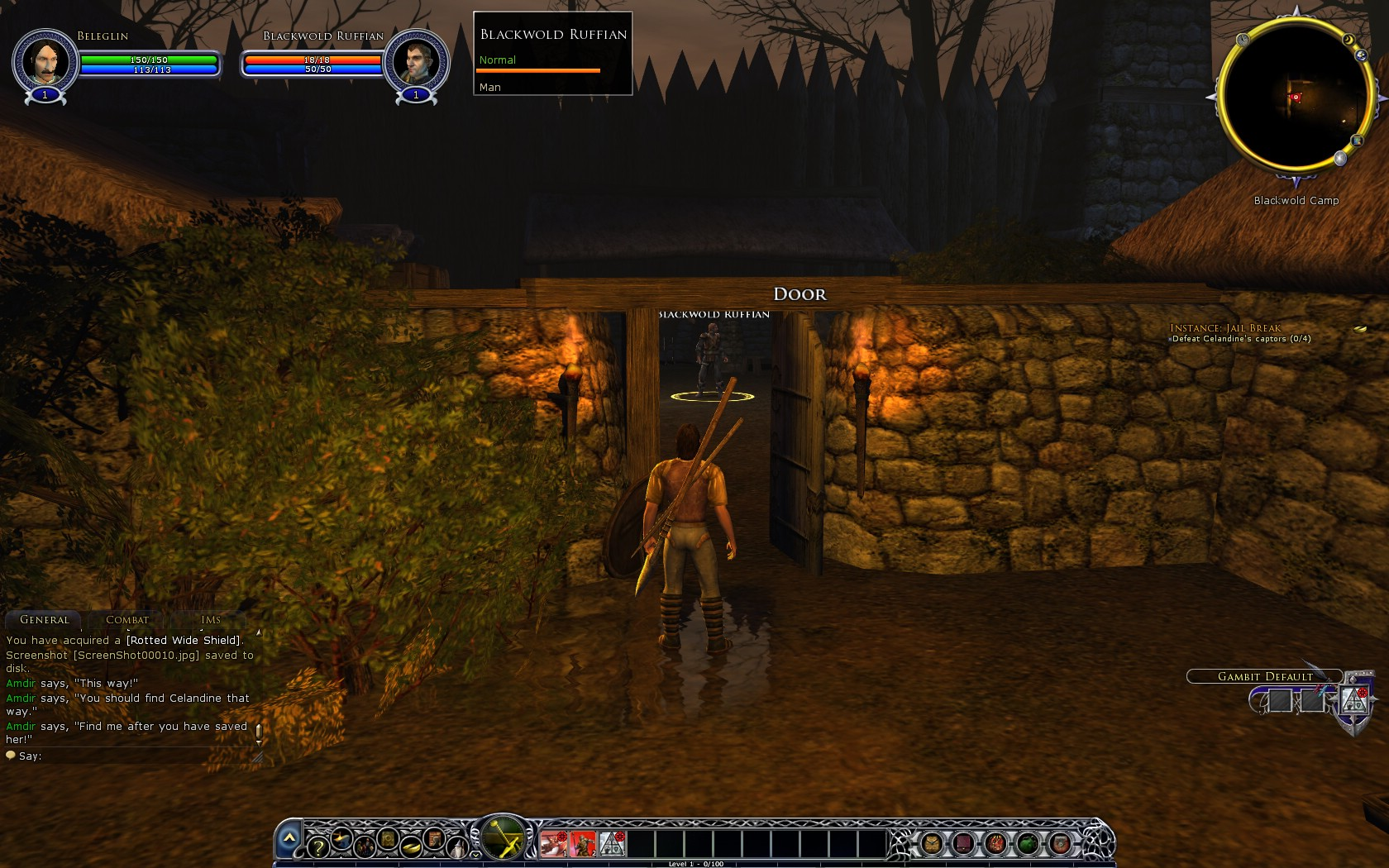 Quest: Instance: Jail Break, objective 3, step 1 image 5 middle size