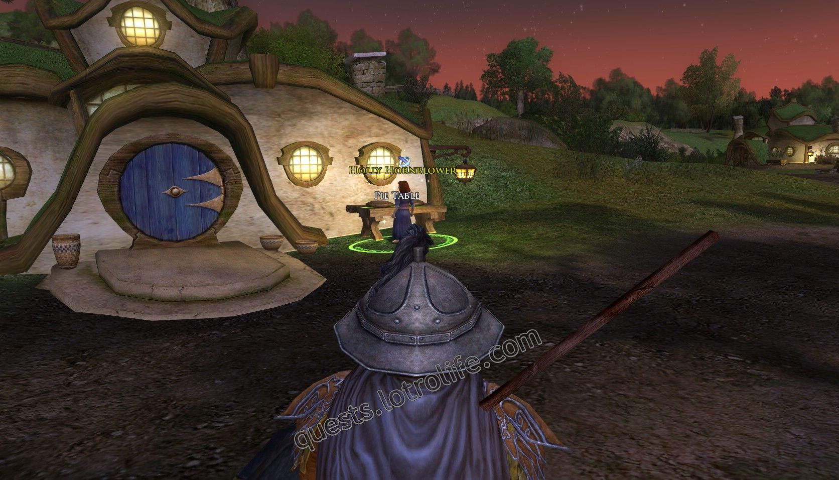 NPC: Holly Hornblower (NPC) image 1 middle size