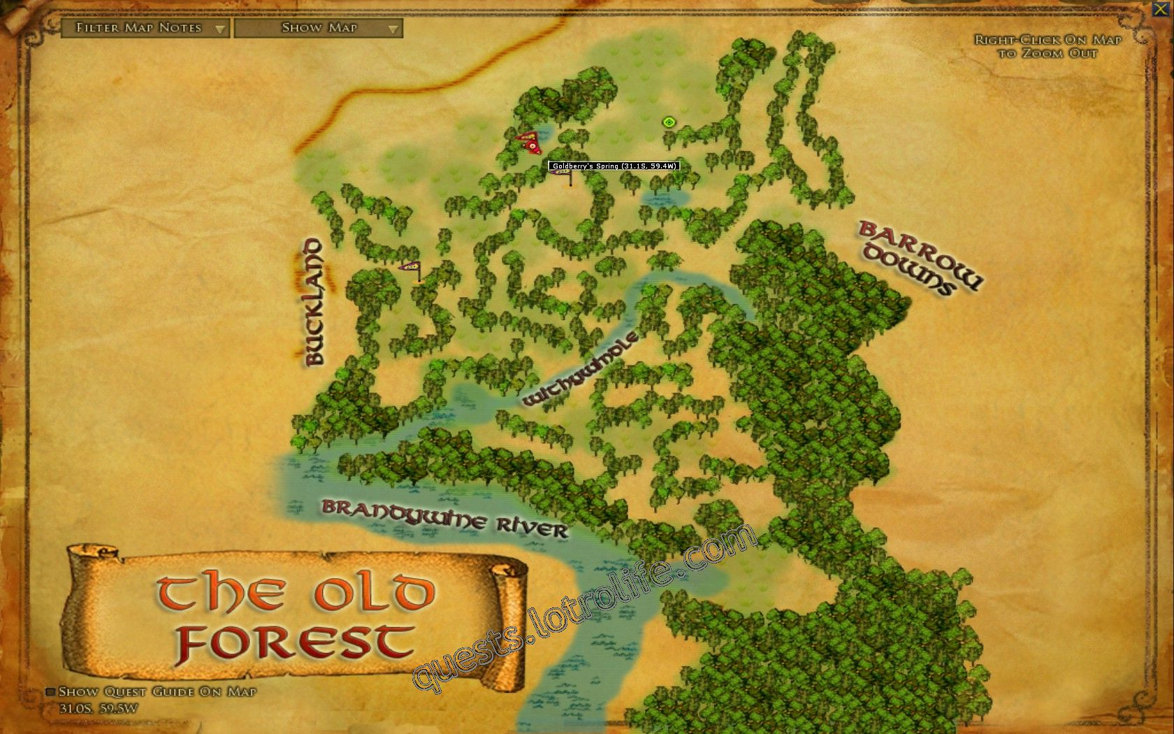 Quest: Searching for Fresh Springs, additional info image 1261 middle size