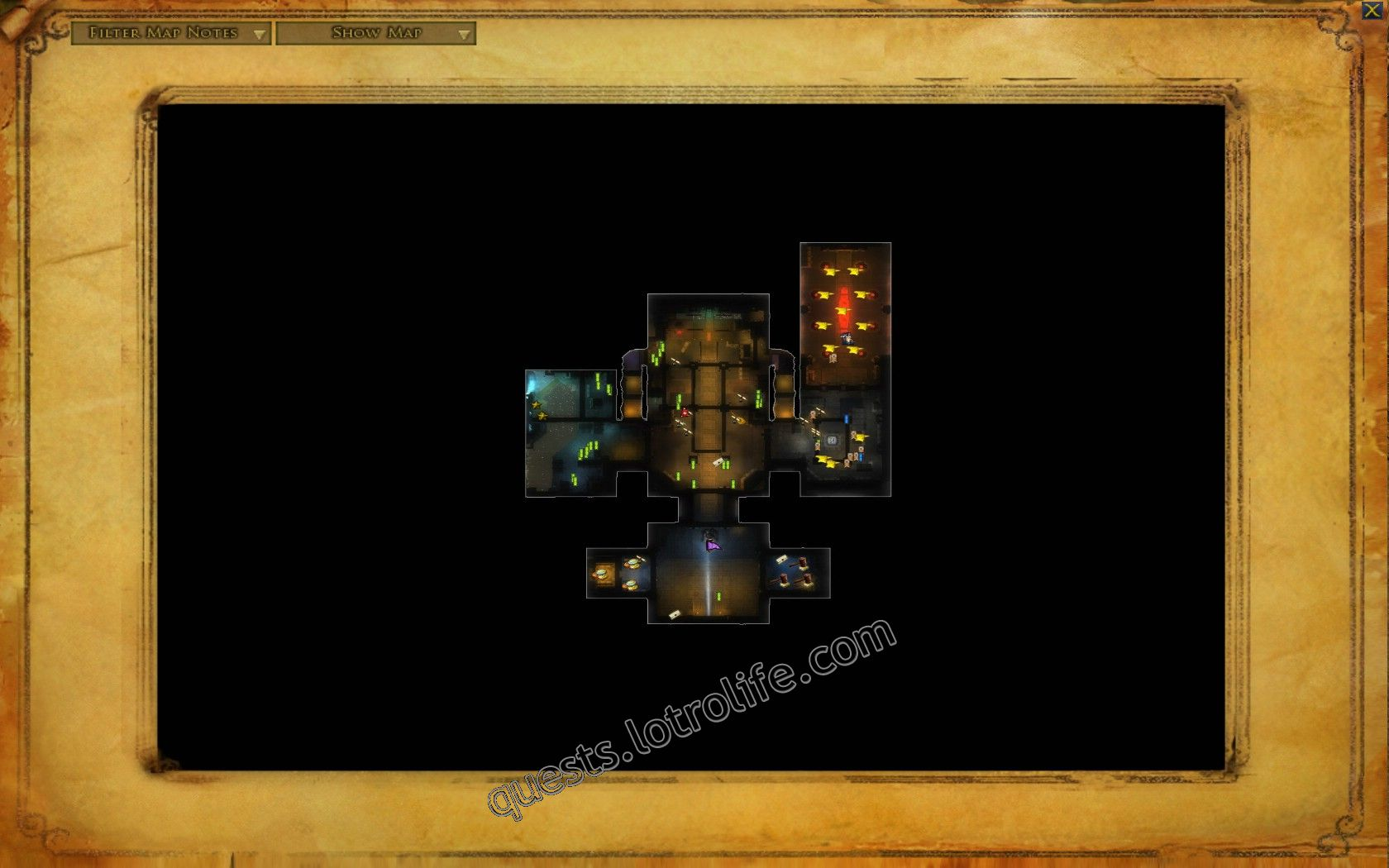 Quest: Troves and Trickery -- Thorin's Hall, objective 1 image 2266 middle size