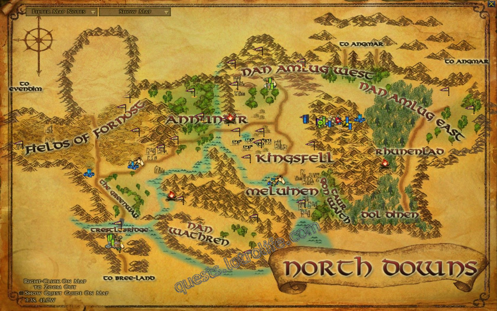 Quest: Vol. I, Book 3, Chapter 5, Part III: Might of the Elves, objective 1, step 1 image 3409 middle size