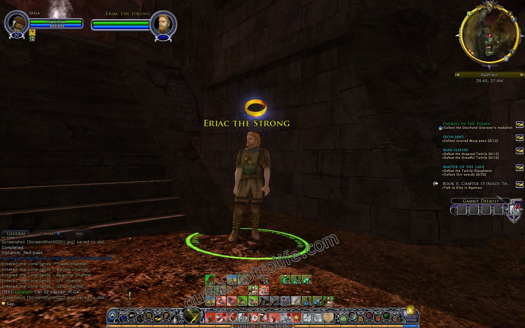NPC: Eriac the Strong image 2 middle size