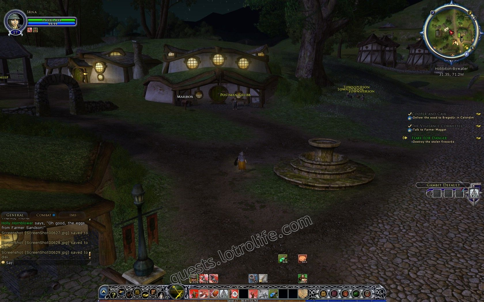 Quest: Bundle for Hobbiton, objective 1 image 1067 middle size